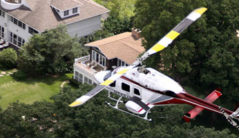 Helicopter Charters For Corporate Travel in Chicago