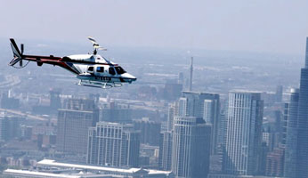 Helicopter Tour in Chicago