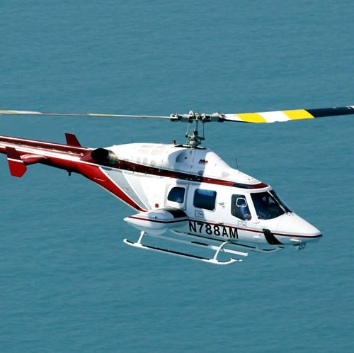 Things To Do in Chicago Helicopter Tour