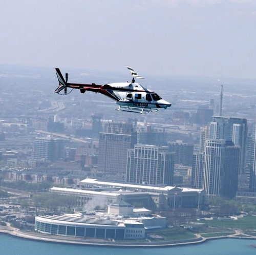 Chicago Helicopter Experience Tour