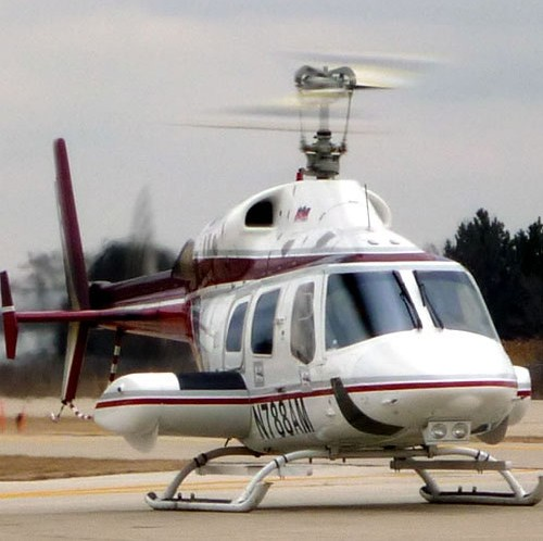 Private Helicopter Tours in Chicago